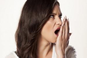 Боязнь неприятного запаха изо рта как называется