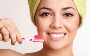 Чистящие зубных