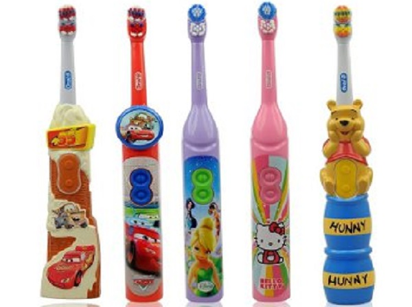Электрическая зубная щетка для детей: рекомендации по выбору и применению